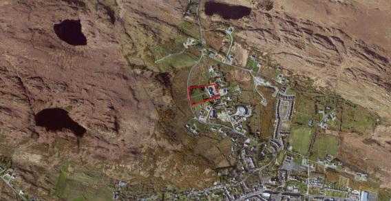Clifden Aerial view 1
